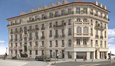 Programme immobilier neuf Nice Le Malaussena